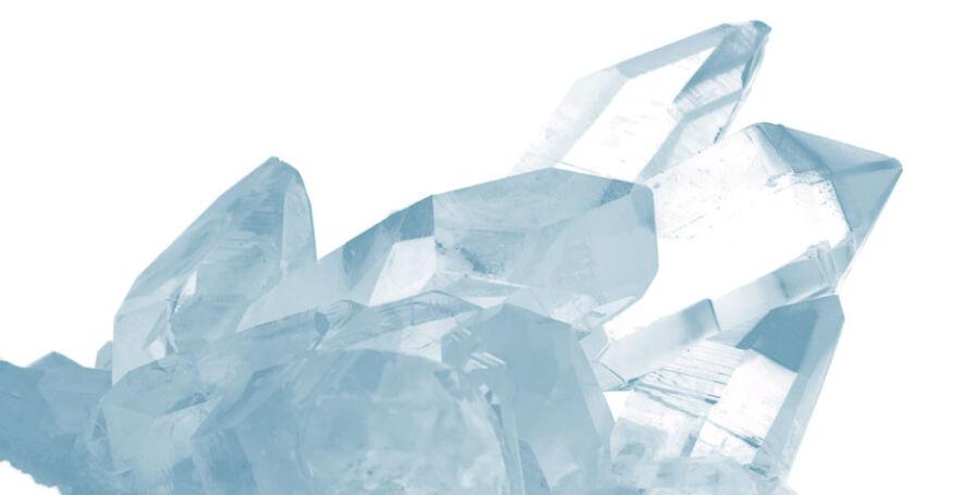 Espiritualidad del cristal de roca
