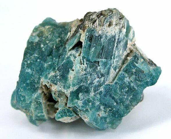 Mineral de Grandidierita