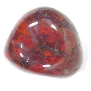 La piedra de cinabrio