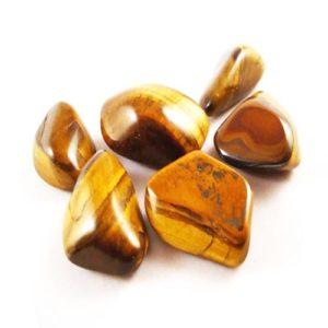 Piedras Preciosas Doradas