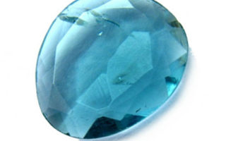 Turmalina Azul; Propiedades